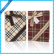 recyled printed paper gift box
