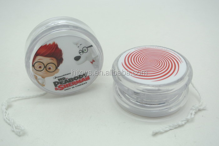 shantou plastic yoyo ball LED yoyo toys for kids