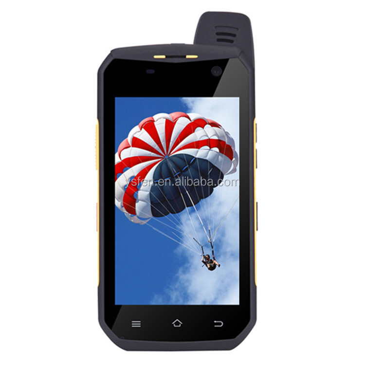 lowest price China Android unlocked rugged phone 5.0 inch 4g lte NFC waterproof smartphone