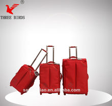 Custom 20,24,28,32 inch cheap suitcase Fabric Luggage travel trolley bags Expandable Factory In China