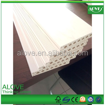 i pvc WPC decking flooring manufacturer for indoor interior &outdoor exterior decking with PVC material / Wpc Flooring