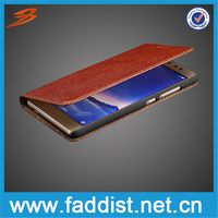 High quality leather case for xiaomi redmi note 3 case for redmi note 3
