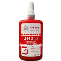 Anaerobic sealants 243 threadlocking Adhesive 243 acrylic adhesives 243