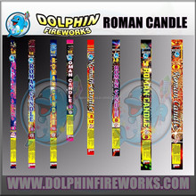 beautiful and high quality roman candle fireworks