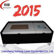 High-Grade KL-320 Mini CO2 Laser Cutting Machine with Blower system