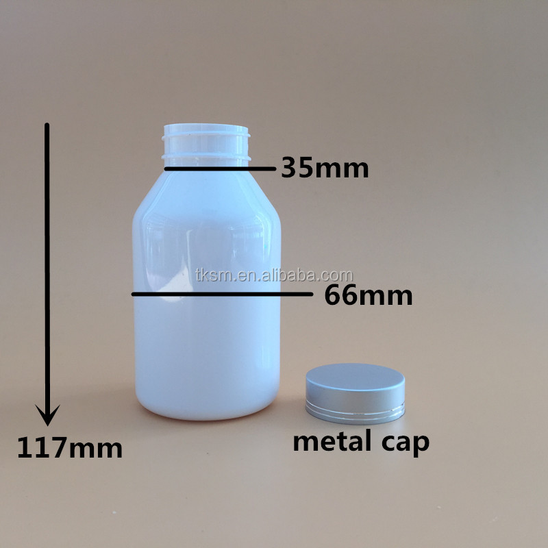 china supplier, 275ml for pill acrylic plastic pet empty shakeproof factory for sale medicine pharmaceutical bottle