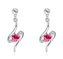 26987 The lowest price snap jewelry statement novelty earrings