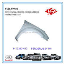 8403200-K00 for Great Wall Hover fender