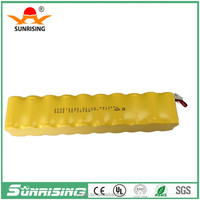 24V Nicd Sc 1300mah Rechargeable Flashlight Battery pack