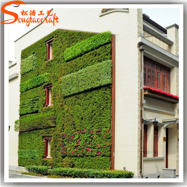 China Factory Custom Design Hanging Artificial Moss Grass