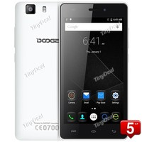 "DOOGEE X5 MTK6580 Quad-core 5"" HD Android 5.1 3G Phone 8MP CAM 1GB RAM 8GB ROM Google Play Store"