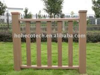 HOH Ecotech WPC Garden Railing and Fencing