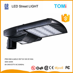 2016 hot high lumen 100 watts 300w led street light with ce RoHS