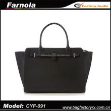 women tote bag made in guangzhou new designer leather handbags for young girls