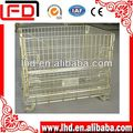 excellent quality Wire Mesh Steel Crate