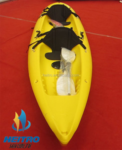 HEITRO china supplier to plastic kayak 2 person