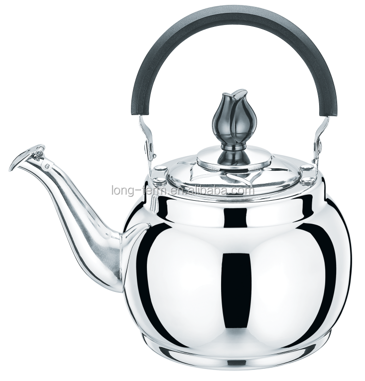 LTK306 newly design elegant stainless steel pot