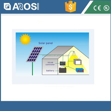 Arosi energy cheaper the high quality 1kw off grid solar system for home made in China