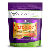 African Mango Max 6000mg Tablets Dietary Supplement Pills Volcanat Health Premium Foil Pack