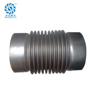 high pressure pipe fittings weld bushing expansion joint stainless bellows