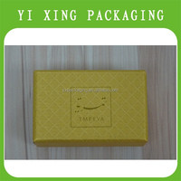 YiXing various colors Sliding drawer paper chocolate box, truffle box,gift set