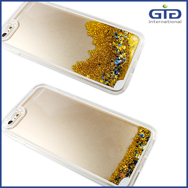 GGIT TPU PC Glitter Bling Case For Apple For iPhone 6