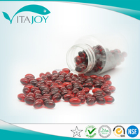 Very hot krill oil softgel rich omega 3 soft capsule