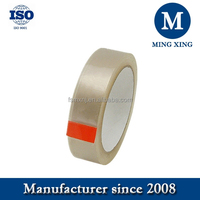 Strong adhesion transparent bopp film packing tape steel ball testing