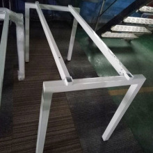 Stainless steel table leg removable table desk legs
