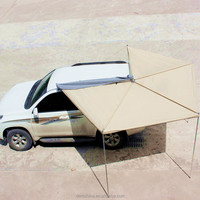 SUV durable and flodable foxwing awning
