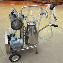High quality cow portable mini penis milking machines low price in india for sale
