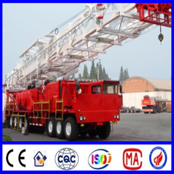 zj 40 drilling rig small oil drilling rig mobile drilling rig