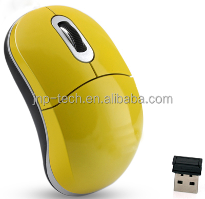 3 Buttons Small Optical Wireless Mouse
