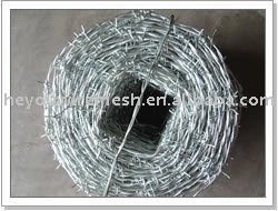 galvanized cross type razor barbed wire