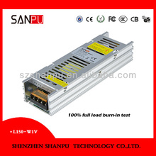 SANPU 5V 30A 150W DC Universal Regulated Switching Power Supply for LED Strip Flexible Light, CCTV, Radio, Computer Project