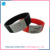 Customized engrave Logo Silicone Stainless steel id Plaque Bracelet