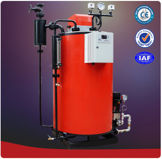 YANO Brand 35-1000KG/H Vertical Type Fuel Gas(Natural Gas, LP Gas, Coal Gas)/ Oil (Light Diesel)Steam Boiler (CE Certificated)
