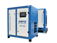 200kw Water Lubricated Oil Free Air Compressor( 8bar, 270hp, 37m3/min)