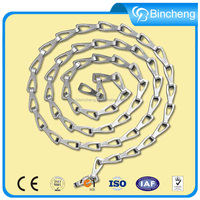stainless steel sash chain safety chain