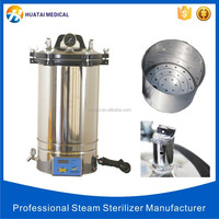 Protable Dental Autoclave Price / Steam Autoclave Sterilizer / Portable Autoclave China Supplier