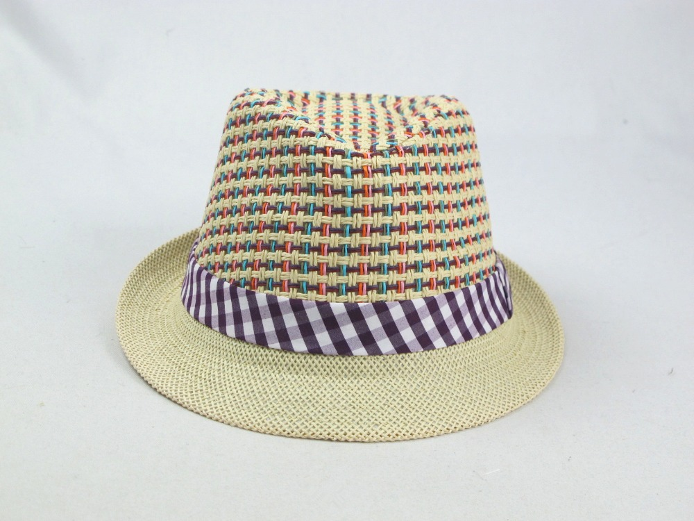 2016 fashionable promotional straw cap and hat