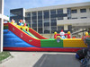 Attractive popular giant inflatable obstacle course for sale
