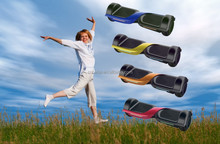 CE standard self balancing electrical scooter hoverboard with 15-20km range