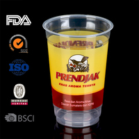 500ml Disposable PP Plastic Juice Cup,plastic cup