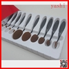 YASHI Toothbrush Shaped Foundation Powder Brushes Kit Face Cosmetic Make Up brush Set
