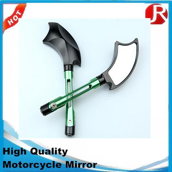 High Quality Classic Chopper CNC Aluminum Motorcycle Mirrors
