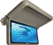 300 cd/m2 roof installtion 15 inch lcd bus monitor