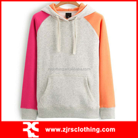 Women's Fleece Cotton Hoodie with Kangaroo Pocket