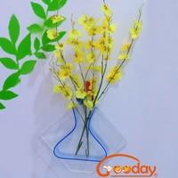 Low price home decorate foshan flower vase