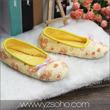 Fashion soft sole indoor slippers